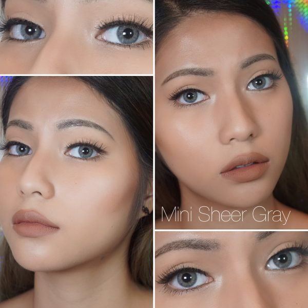 softlens mini sheer grey