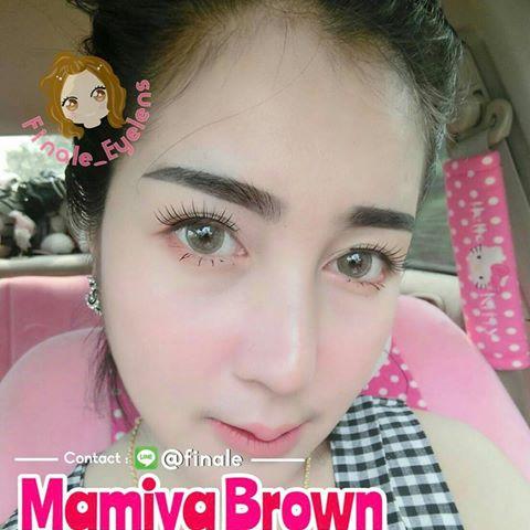 mamiya brown