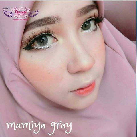 softlens mamiya grey dreamcolor