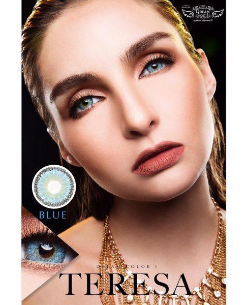softlens dreamcolor teresa blue