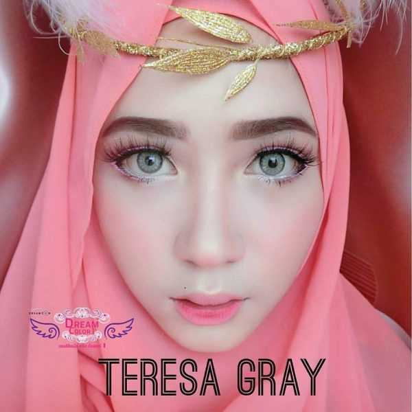 softlens dreamcolor teresa grey
