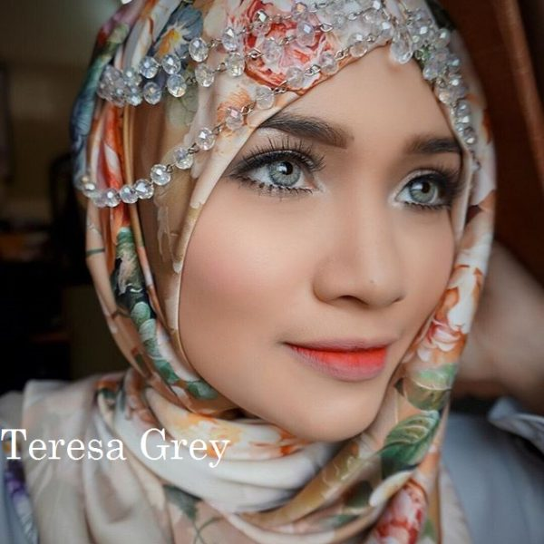 softlens teresa grey
