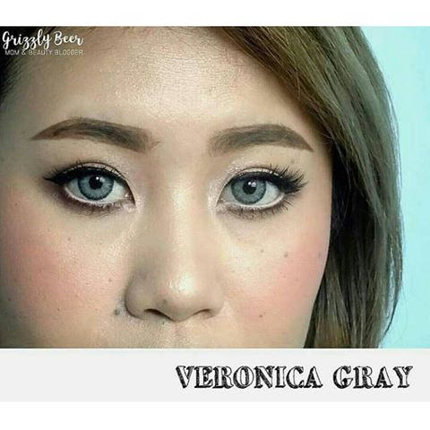 Softlens Dreamcolor Veronica Grey