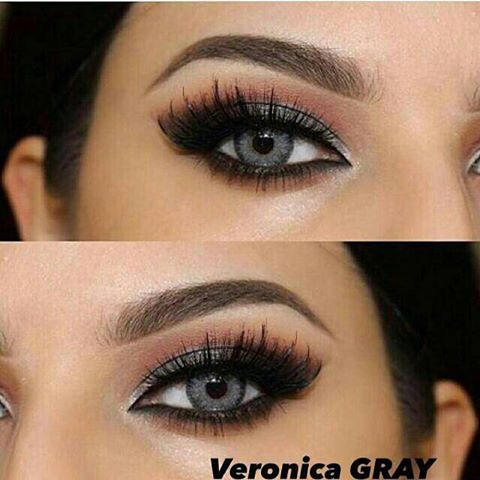 softlens veronica grey