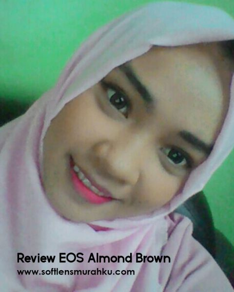 review eos almond brown