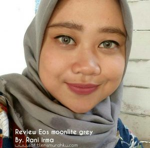review eos moonlit grey by rani irma