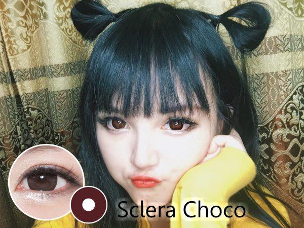 sclera choco