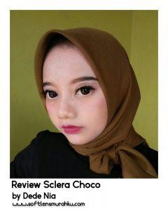 review sclera choco dede nia 2