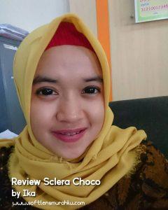 review sclera chocosis ika 2
