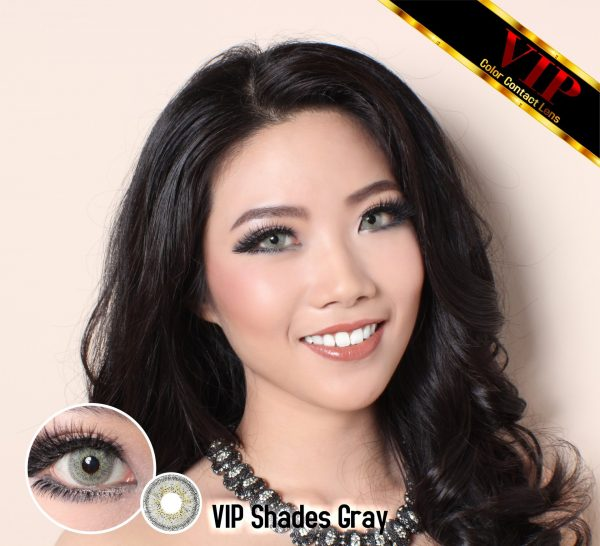 softlens VIP Shades grey