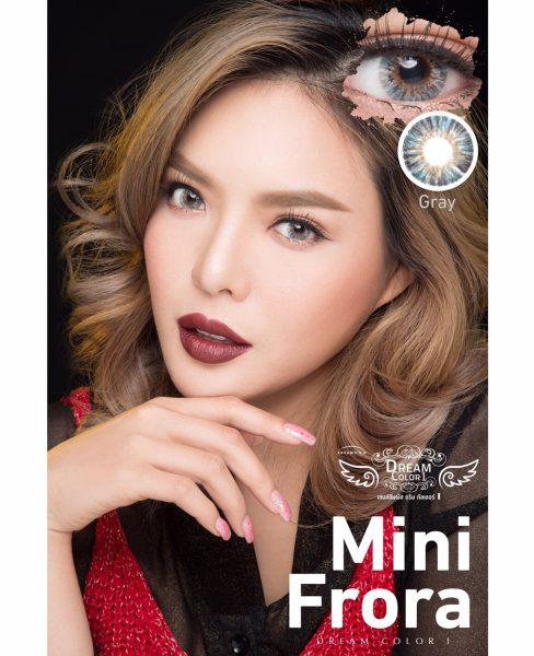 softlens dreamcolor mini frora grey
