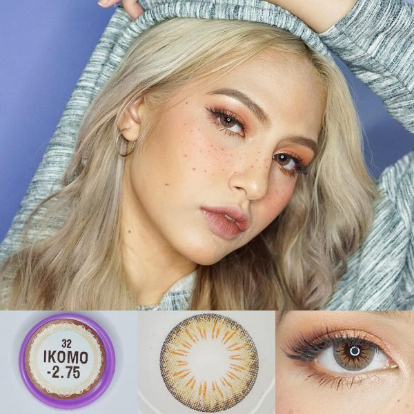 softlens dreamcolor ikoma brown
