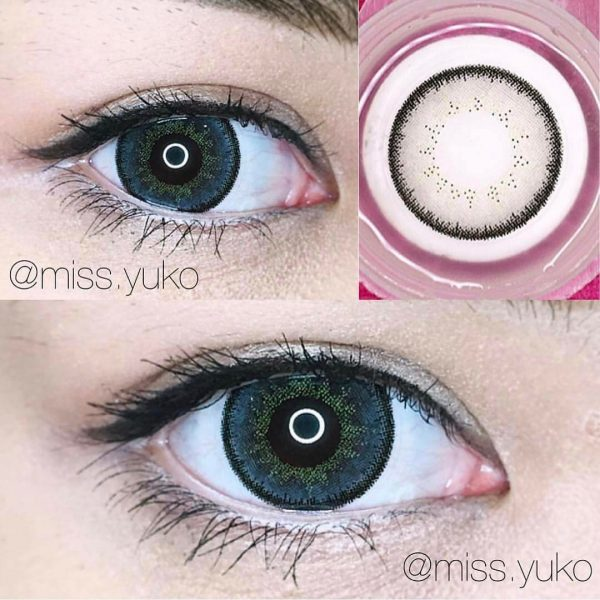 softlens dreamcon max blue