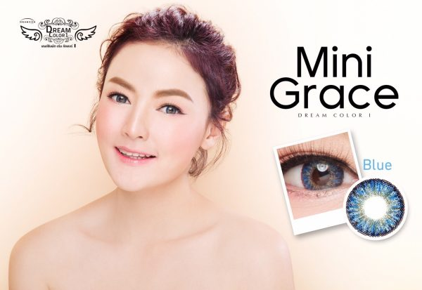 softlens dreamcolor mini grace blue