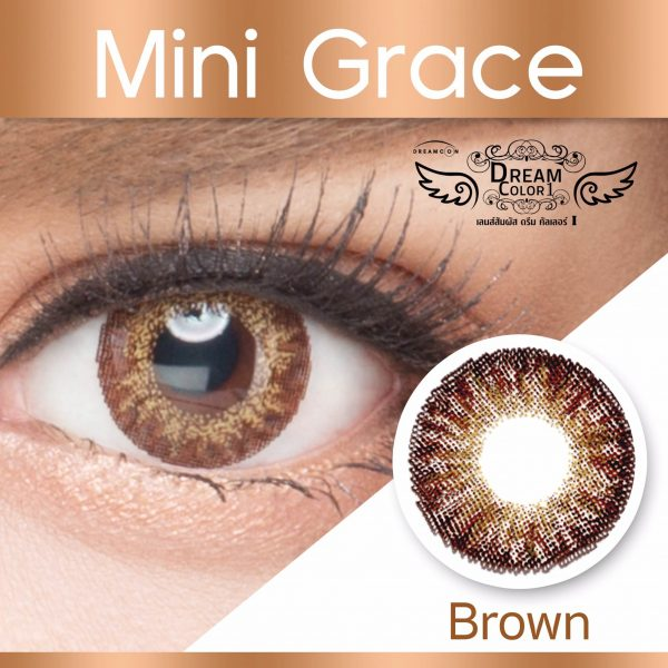 softlens dreamcon mini grace
