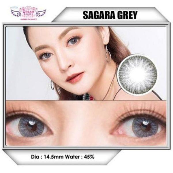 softlens dreamcolor sagara grey