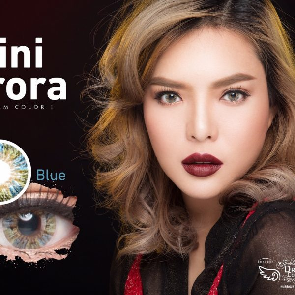 softlens dreamcolor mini frora blue