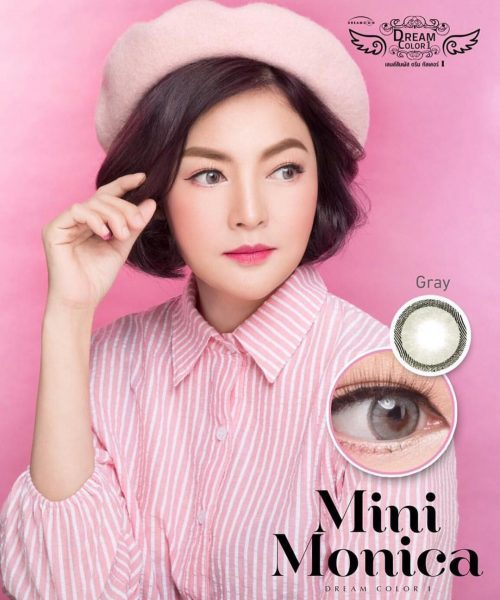 softlens dreamcolor mini monica grey