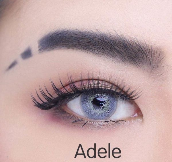 pretty doll softlens adele gray