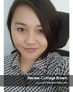 review kk cottage brown