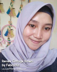 review kk cottage brown sis febbyola