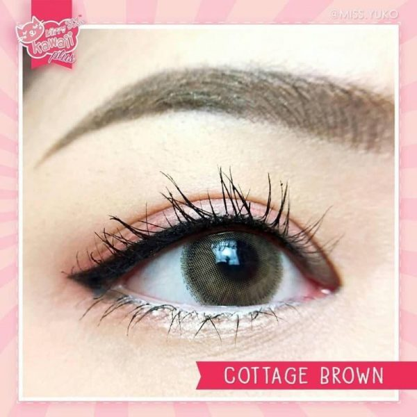 softlens cottage brown