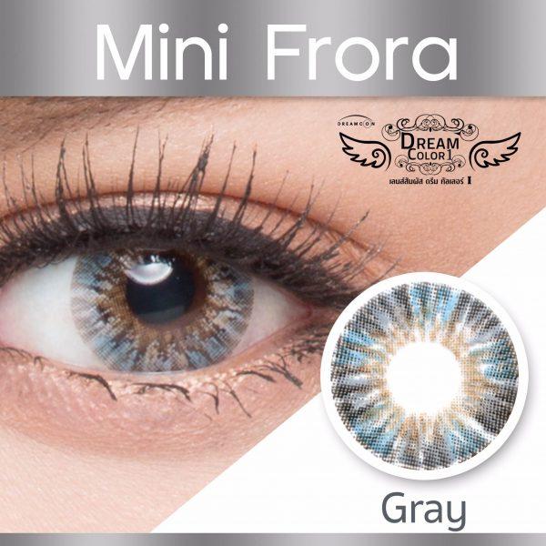 softlens dreamcolor mini flora grey