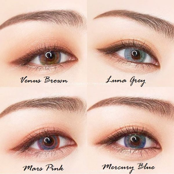 softlens luna prism all color