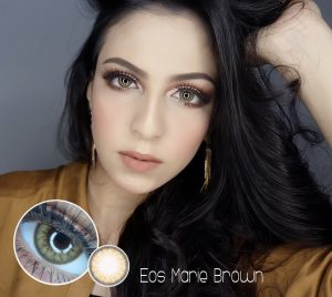 NEW Softlens EOS Marie