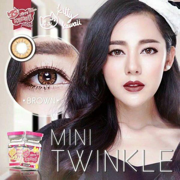 mini twinkle brown