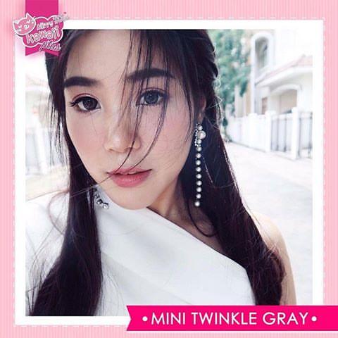 mini twinkle grey lens by kitty kawaii
