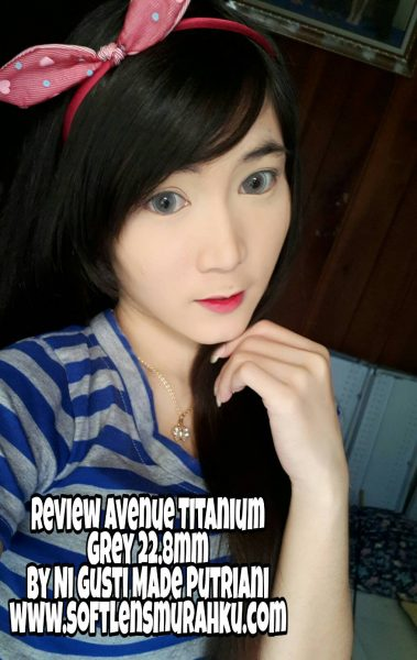 review avenue titanium grey sis ni gusti made putriyani