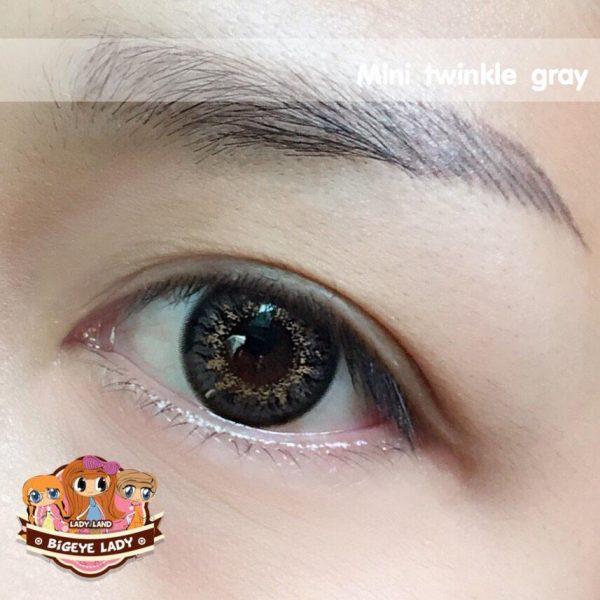 softlens grey mini twinkle