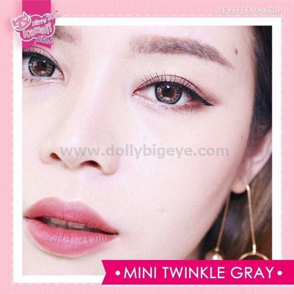 softlens mini twinkle grey