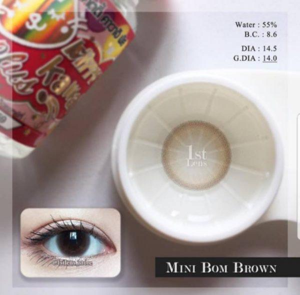 Mini Bom Brown