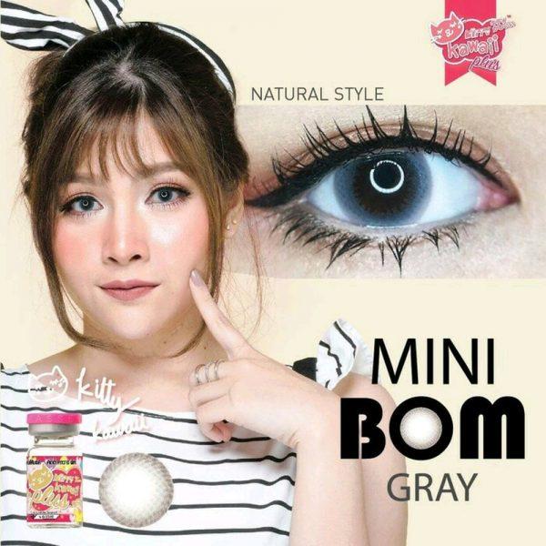 kittykawaii Mini Bom Gray