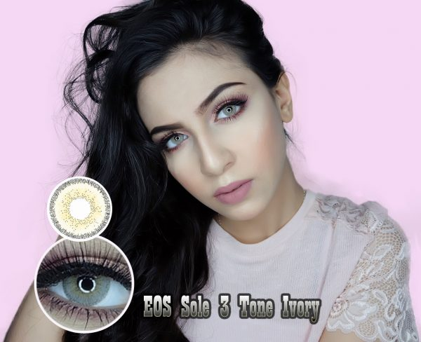EOS SOLE 3T IVORY