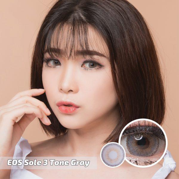 eos sole 3tone grey