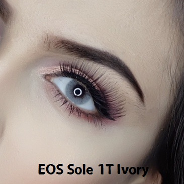 softlens EOS SOLE1T IVORY