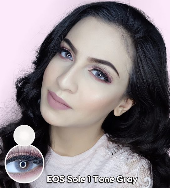 softlens EOS_SOLE1T_GRAY