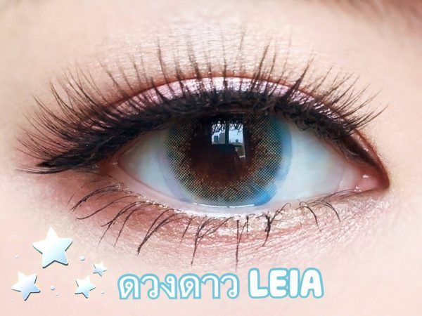 detail softlens galaxy leia