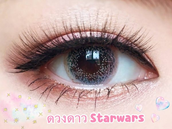 detail softlens galaxy starwars