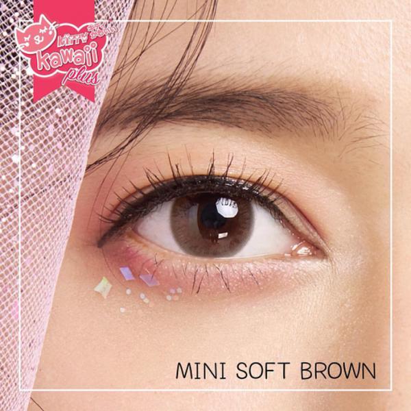 mini soft brown