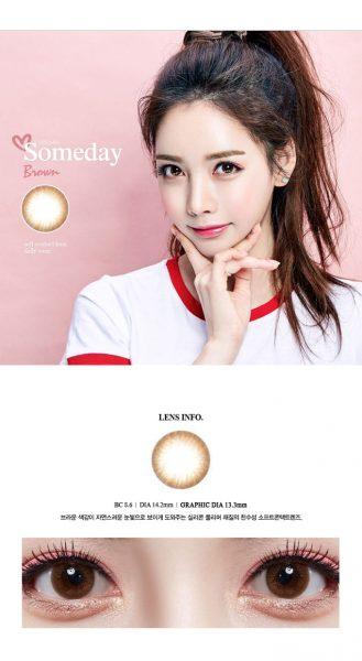 mini someday brown