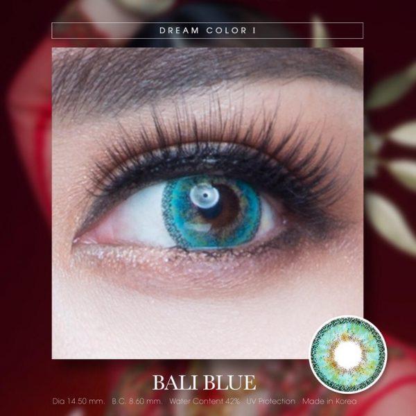 softlens dreamcolor bali blue