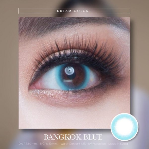 softlens dreamcolor bangkok blue