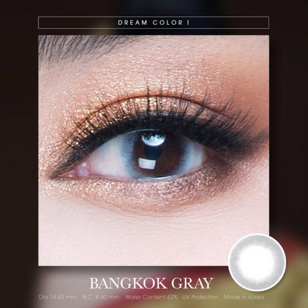 softlens dreamcolor bangkok grey