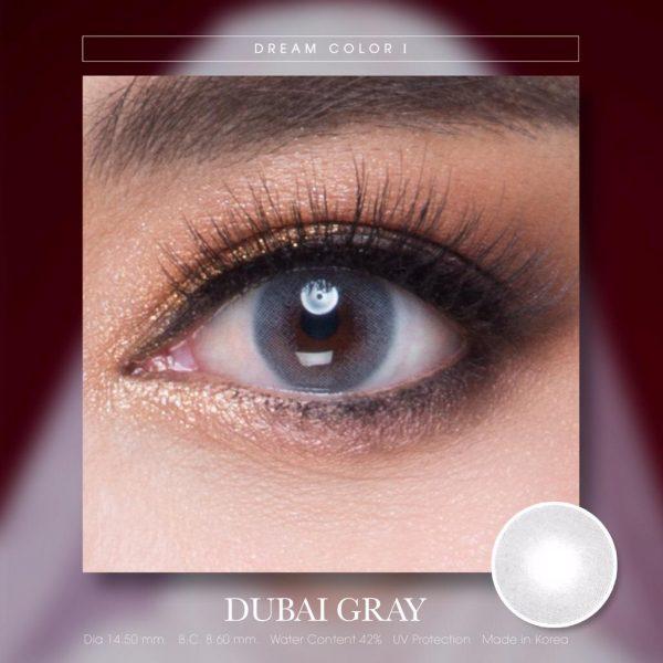 softlens dreamcolor dubai grey