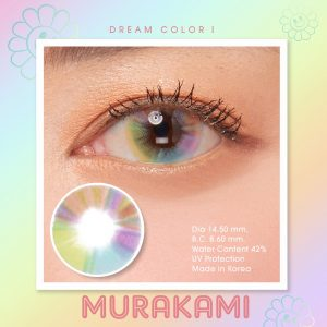 Softlens Dreamcolor Murakami