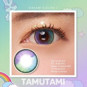 Softlens Dreamcolor Tamutami